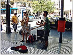 MUSICA CALLEJERA